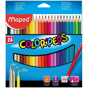 MAPED Bojice Color Peps 1/24 183224-0