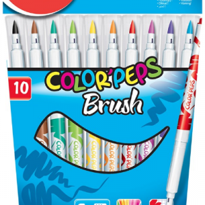 MAPED Flomasteri Brush 1/10 848010-0