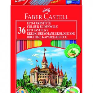 FABER CASTELL Bojice Eco Pencils 1/36 120136-0