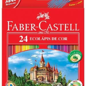 FABER CASTELL Bojice Eco Pencils 1/24 120124-0