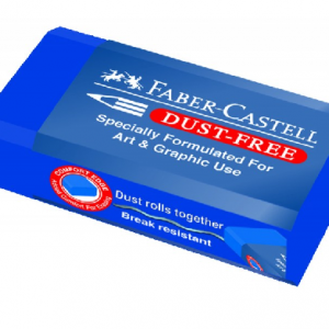 FABER CASTELL gumica Dust-free 187170-0