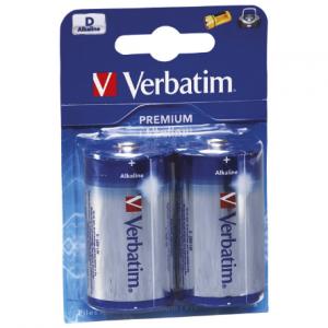 Verbatim Baterija 1.5V D LR20 49923-0