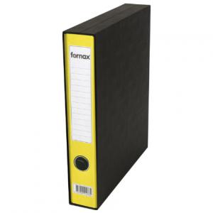 Office Registrator A4 A U 8022 žuti-0