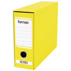 Office Registrator A5 B Š 402932 žuti-0