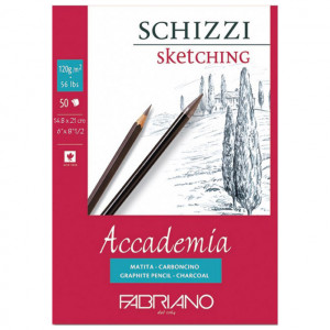 Fabriano sketching 120g 14.8x21/50L 41121421-0