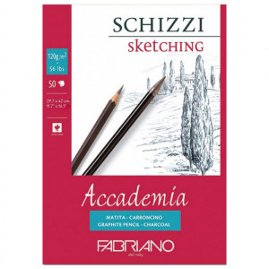 Fabriano sketching 120g 29.7x42/50L 41122942-0