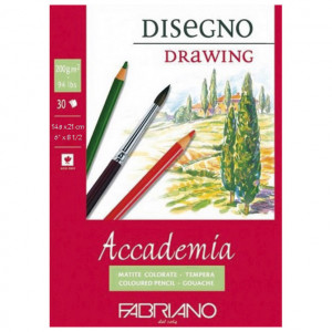Fabriano drawing 200g 14.8x21/30L 41201421-0