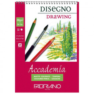 Fabriano drawing 200g SP 21x29.7/30L 44202129-0