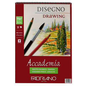 Fabriano drawing 200g SP 29.7x42/30L 44202942-0