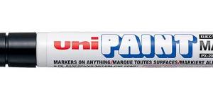 Uni PAINT marker PX-20, black-0