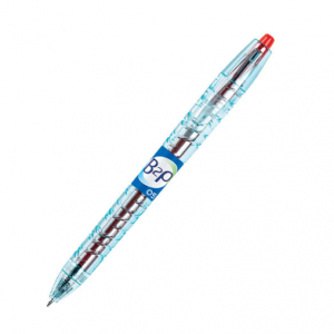 Pilot roler Bottle to pen BL-B2P-5 red-0