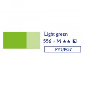 LEFRANC LOUVRE Oil colour 556 light green-0