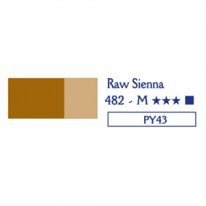 LEFRANC LOUVRE Oil colour 482 raw sienna-0