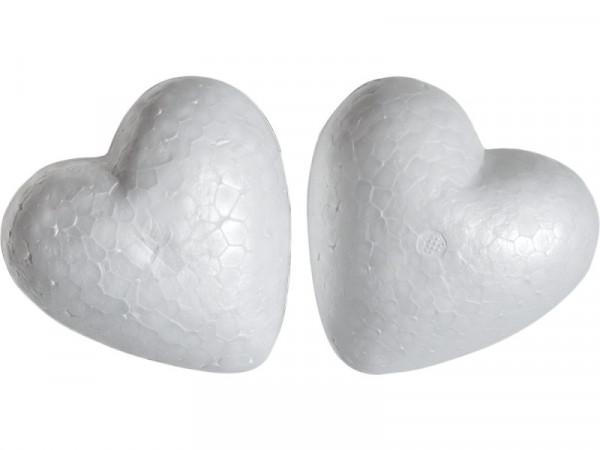 CREATIV craft stiropor srca 8.5cm 2kom 137731-0