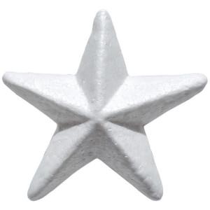 CREATIV craft stiropor zvezde 8cm 5kom 137732-0