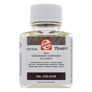 TALENS Oil Dammar Varnish Glossy 081 24280081-0