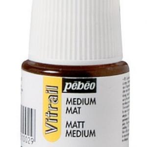 Pebeo Vitrail Medium mat 051002-0