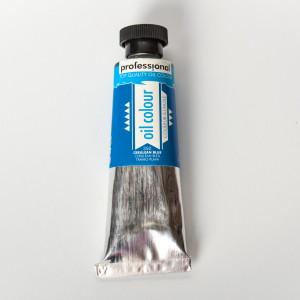 PROFESSIONAL uljana boja 645 350 cerulean blue-0