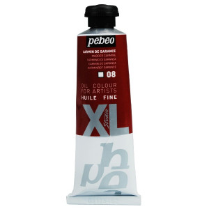 Pebeo oil colour Studio XL 937 08 madder carmine-0
