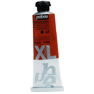 Pebeo oil colour Studio XL 937 41 venetian yellow orange-0