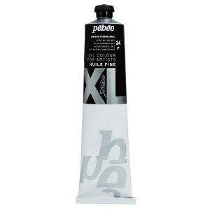 Pebeo oil colour Studio XL 660 24 ivory black imitation-0