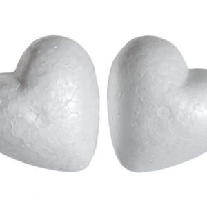 CREATIV craft stiropor srca 5cm 8kom 137730-0