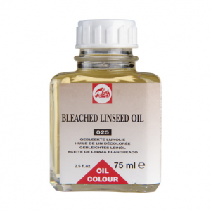 TALENS Oil Bleached Linseed oil 025 24280025-0