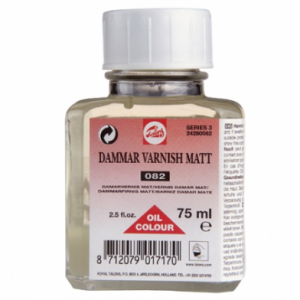 TALENS Oil Dammar Varnish mat 082 24280082-0