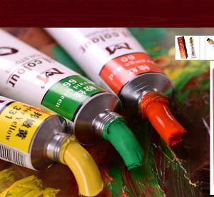 MAGI-WAP Oil colour 60ml 087 medium chrome yellow-0