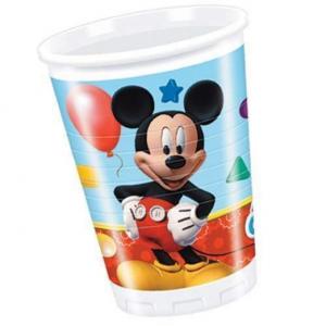 PARTY Mickey Mouse čaše 81509-0