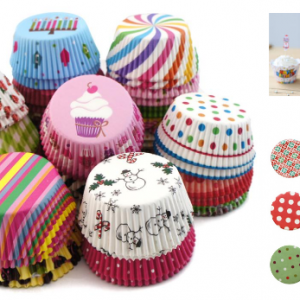 PARTY accesories muffin korpice 077000-0