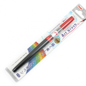 Pentel Arts Colour Brush XGFL-102X red-0