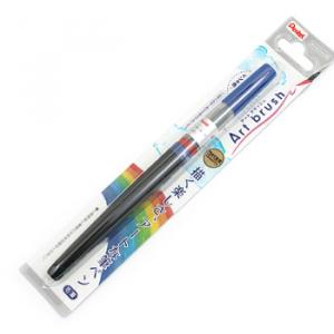 Pentel Arts Colour Brush XGFL-103X blue-0