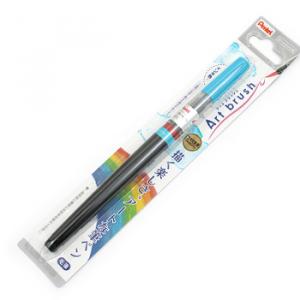 Pentel Arts Brush XGFL-110X sky blue-0