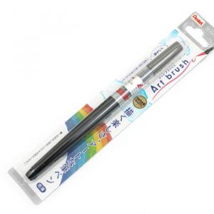 Pentel Arts Brush XGFL-137X gray-0