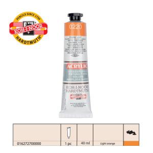 KOH-I-NOOR Acrylic 220 162727 orange light-0