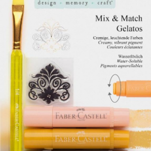 Faber Castell Mix-Match Gelatos 121801 yellow-0