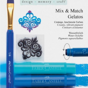 Faber Castell Mix-Match Gelatos 121803 blue-0