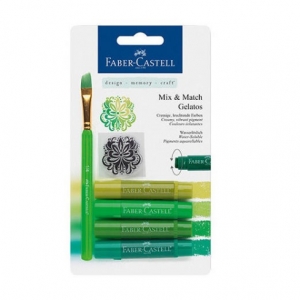 Faber Castell Mix-Match Gelatos 121804 green-0