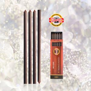KOH-i-NOOR Gioconda Artists`leads 4377 light brow sepia-0