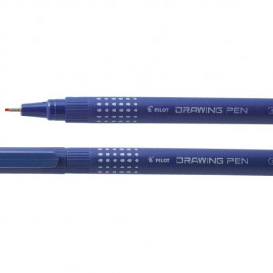 PILOT Drawing pen 03 SWN-DR-03-R red-0