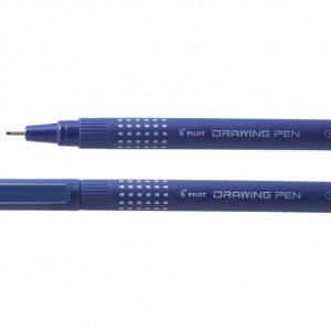 PILOT Drawing pen 03 SWN-DR-03-L blue-0