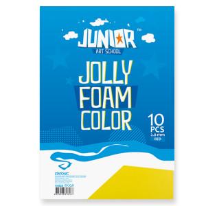 Eva foam classic A4 134020 lemon yellow-0