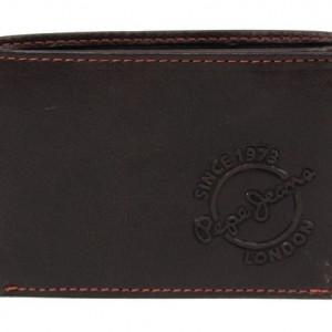 Pepe Jeans relief kožni novčanik 73.134.52-0