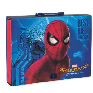 Spiderman School folder A4 316260-0