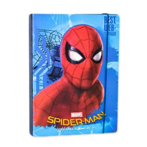 SPIDERMAN School Folder A4 316270-0
