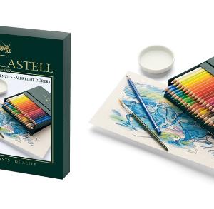 Faber Castell Aquarelle pencils Albrecht Dürer 117538-0
