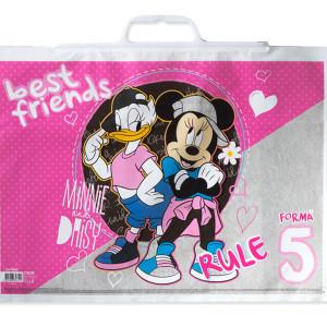 Minnie Mouse school blok 5 kesa 318350-0