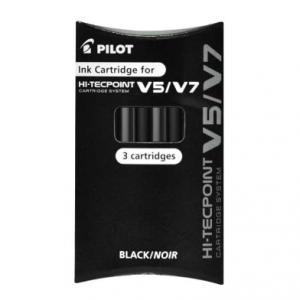 Pilot patrone za V5/V7 Hi-Tecpoint BXS-IC black-0