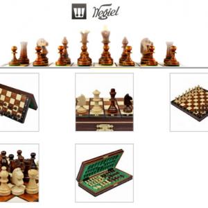 Wegiel šah set 539313-0